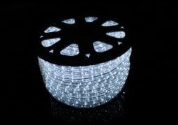 LED šviečiantis kabelis Ropelight
