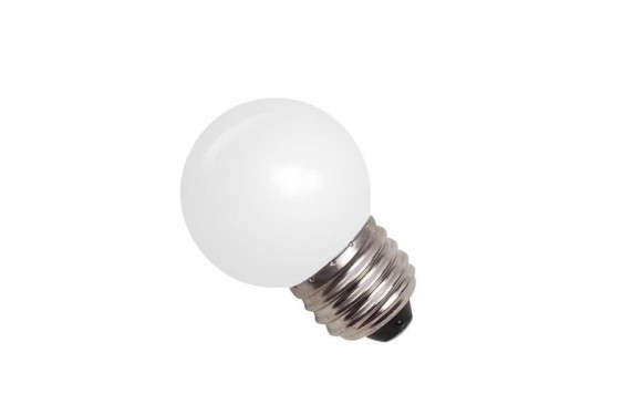 Šviesos diodų lemputė E27 matinė