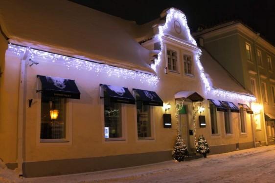 Kalėdinė lauko girlianda Varveklis Icicle Light
