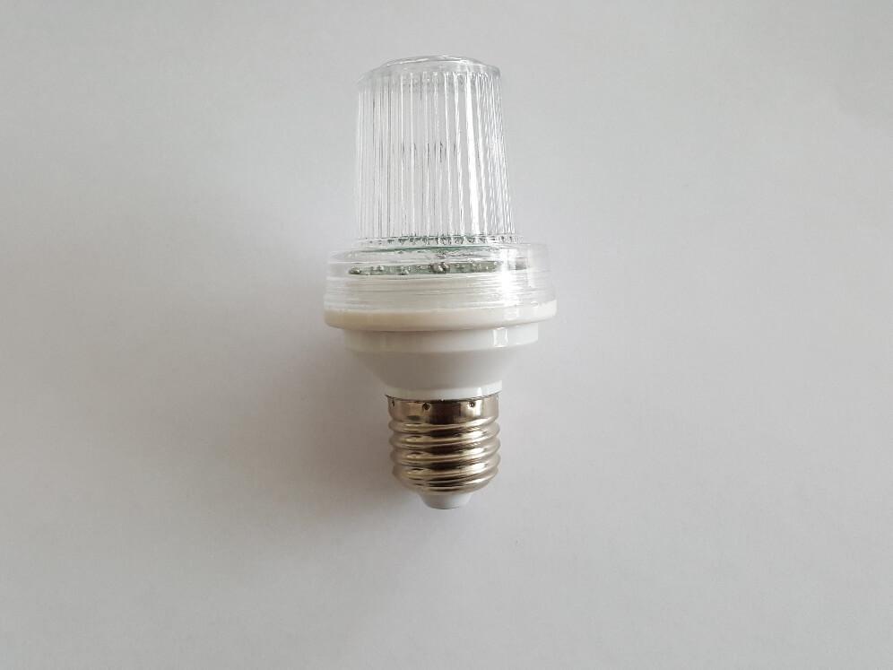 E27 Strobo lemputė FLASH