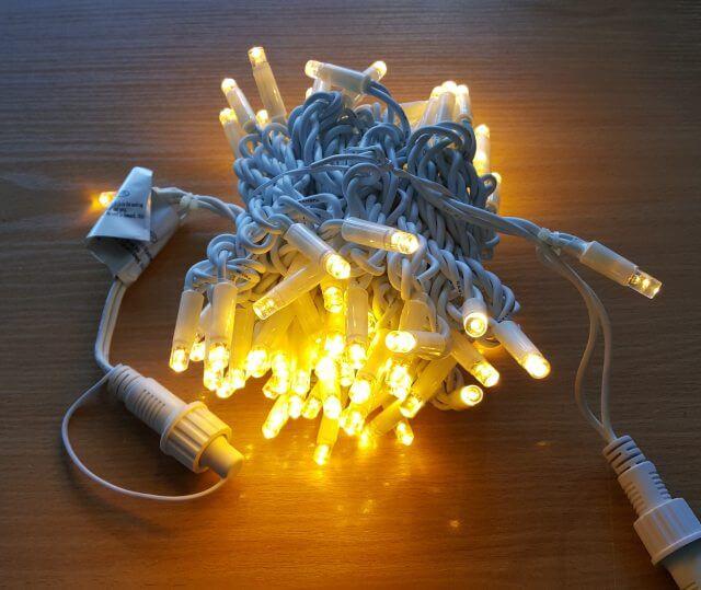 LED kalėdinė lauko girlianda Wire Play